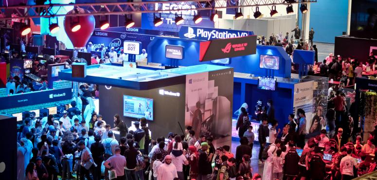 أبوظبي تُطلق النسخة الأولى من أسبوع الألعاب والتكنولوجيا